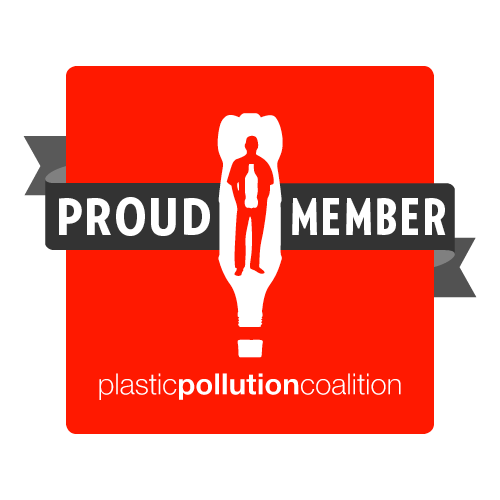 Plastic Pollution Coalition logo